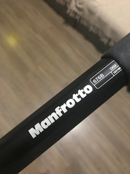 Monopé Profissional Manfrotto 676b