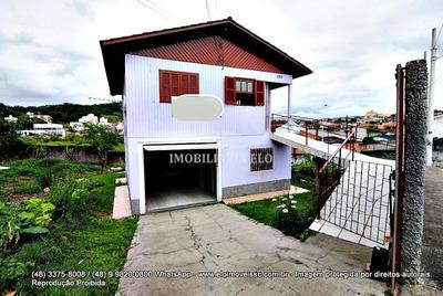 Casa No Bairro Ipiranga Com Amplo Terreno Próximo A Av. Das Torres - 3725