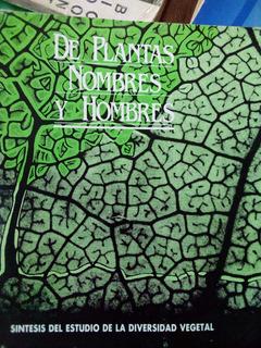 De Plantas Nombres Y Hombres.