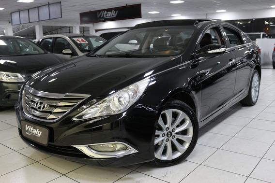 Hyundai Sonata 2.4 Aut!!!! Top!!!!!!!!!! + Teto Solar!!!!!!!