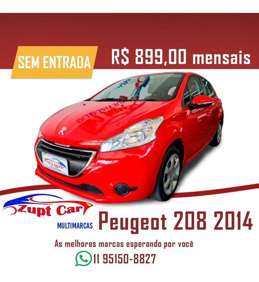 Peugeot 208 Active 1.5 -- Oportunidade