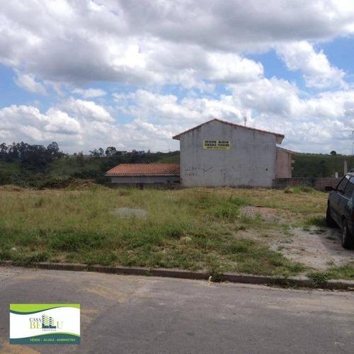 Imagem 1 de 4 de Terreno Para Alugar, 750 M² Por R$ 2.500/mês - Vila Olinda - Franco Da Rocha/sp - Te0067