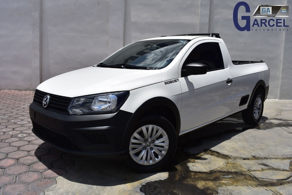 Volkswagen Saveiro Robust 2019 12,941km Mt 1.6l