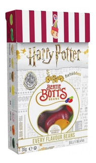 Dulces Bertie Botts Harry Potter Grageas Frijol Jelly Belly
