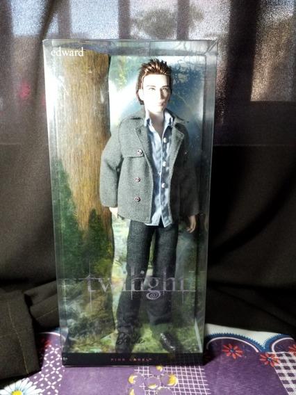 Boneco Edward Cullen Twilight / Crepúsculo Barbie Collector