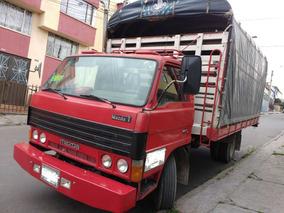 Camión Estacas Mazda Turbo Modelo 1991