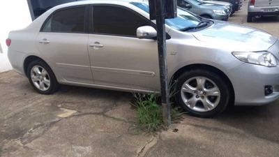 Corolla Xei 2.0 Completo Prata 2011