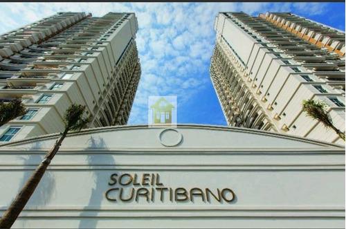 Apartamento A Venda No Bairro Vila Izabel Em Curitiba - Pr.  - 271-1