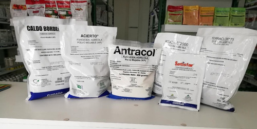 Productos Agrícolas (insecticidas, Herbicidas, Fungicidas)