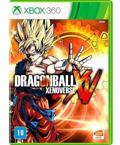 Dragon Ball Xenoverse Xbox 360 Mídia Física