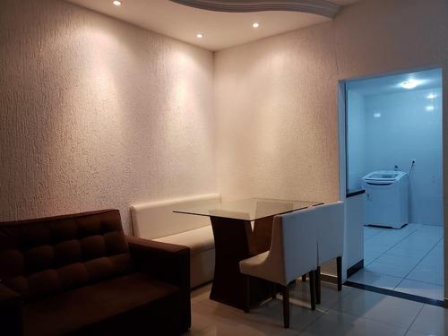 O Melhor Apartamento 03 Quartos No Ermelinda!!!! Decorado ....confira - Rt747