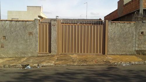 Imagem 1 de 15 de Casa À Venda - Vereador João Luiz De Vicente - Brodowski Sp. - Ca0952