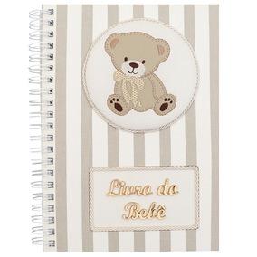 Album Do Bebê Glad Baby Urso E Listras