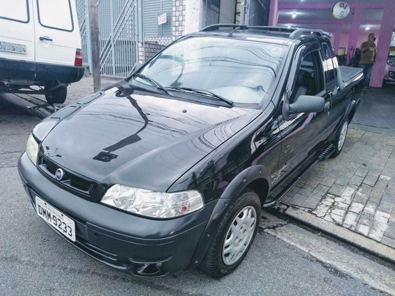 Fiat Strada 2004 1.3 Dir. Hidráulica