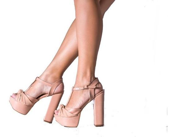 Sandalias Femininas Salto Alto Salto Grosso Noivas Saltos Sapatos Femininos Casamento Festas Balada Promocao Baratos