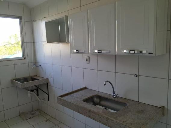 Apartamento Em Jardim Sumaré, Araçatuba/sp De 52m² 2 Quartos Para Locação R$ 560,00/mes - Ap617194