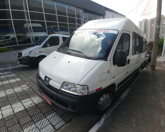 Peugeot Boxer Minibus 2.3 Hdi 350lh Longo 15l 5p 2016
