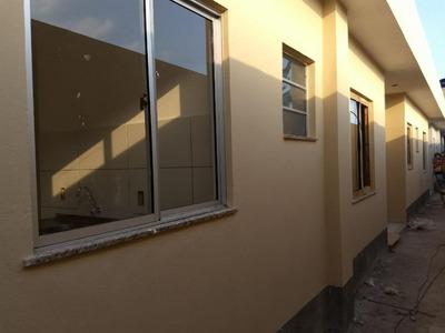 Casa Em Laranjal, São Gonçalo/rj De 42m² 1 Quartos À Venda Por R$ 90.000,00 - Ca212163