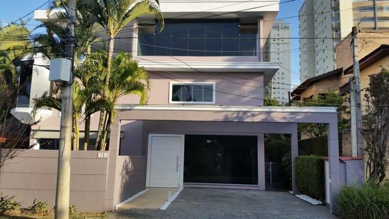Casa Com 4 Dormitórios À Venda, 370 M² Por R$ 2.000.000 - Jardim Aquarius - São José Dos Campos/sp - Ca1380