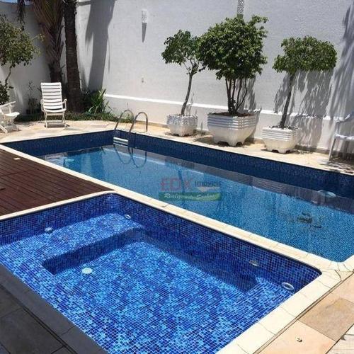 Imagem 1 de 3 de Casa Com 4 Dormitórios À Venda, 300 M² Por R$ 1.484.000 - Centro - Mogi Das Cruzes/sp - Ca3688