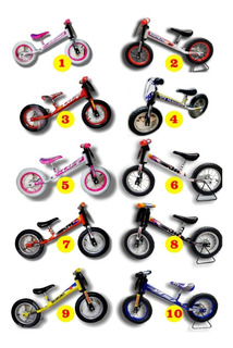 Camicleta Sin Pedales Niño Diseño Motocross Solomototeam