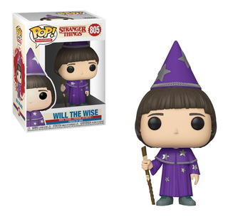 Stranger Things - Funko Pop - Will El Mago - Temp. 3