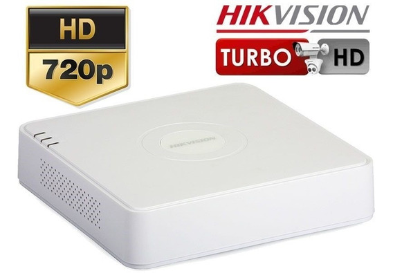 Dvr 4 Canales Hikvision Turbo Hd Modelo Ds 7104hghi F1