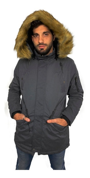 Campera Capucha Piel Fight For Your Right