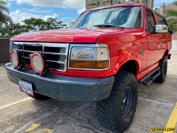 Ford Bronco Aventura - Sincronica