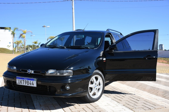 Fiat Marea Weekend 2003 2.0 Turbo 5p