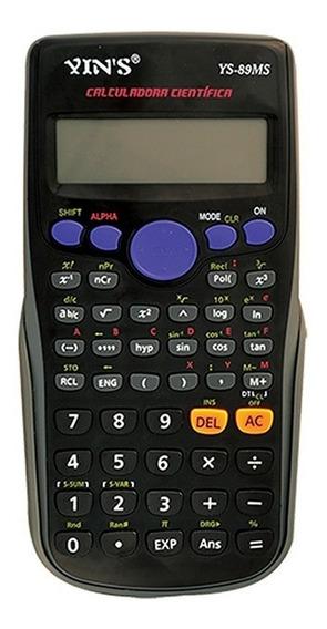 Calculadora De Mesa Cientifica 240 Funções Bateria