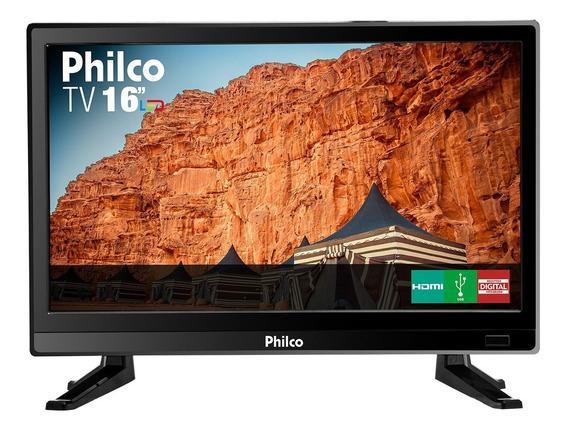Tv Philco Led 16 Ptv16s86d Bivolt