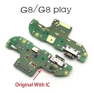 Centro De Carga Motorola Moto G8 Y G8 Play Original Tableta