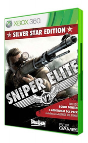 Sniper Elite V2 Silver Star Edition - Xbox 360 Ou Xbox One