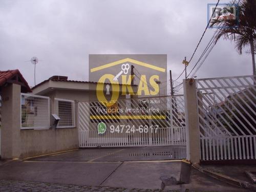 Imagem 1 de 13 de Casa Com 2 Dormitórios À Venda Por R$ 300.000,00 - Vila Urupês - Suzano/sp - Ca0355