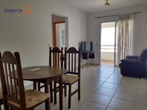 Apartamento 2 Dormitórios, 2 Vagas Paralelas No Jardim São Dimas - Ap7267