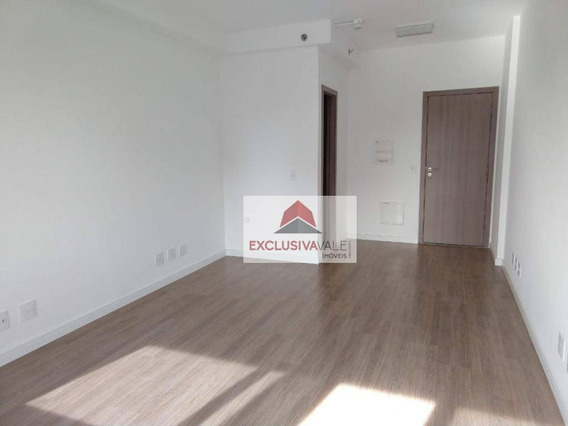Sala Para Alugar, 27 M² Por R$ 900,00/mês - Jardim São Dimas - São José Dos Campos/sp - Sa0284