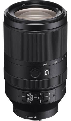 Lente Sony Fe 70-300mm Sel70300g F4.5-5.6 G Oss Lens