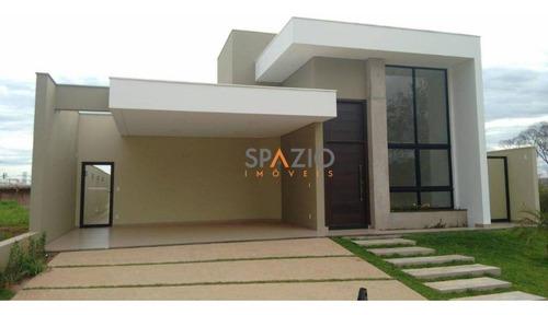Imagem 1 de 30 de Casa Com 3 Dormitórios À Venda Por R$ 1.690.000 - Jardim Do Horto - Rio Claro/sp - Ca0212