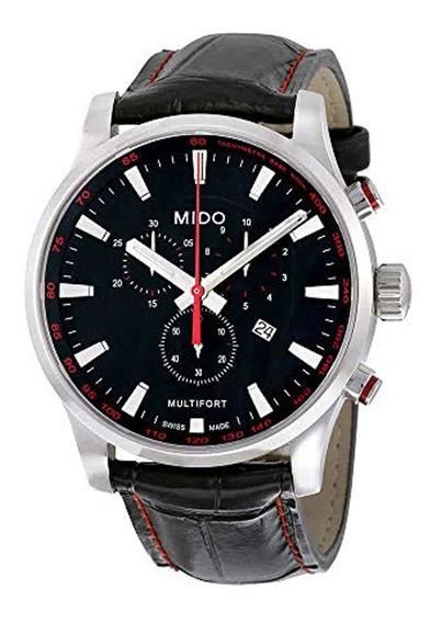 Relógio Mido - Multifort Quartz - M005.417.16.051.20