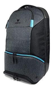 Mochila Gaming Hibrida Acer Predator Para Laptops Azul