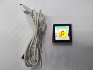 iPod Nano Sexta G. 8 Gb Con Detalle