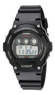 Casio Kids W214hc1avcf Classic Digital Display