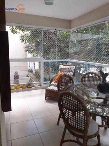 Apartamento Com 2 Dormitórios À Venda, 110 M² Por R$ 1.090.000,00 - Mooca (zona Leste) - São Paulo/sp - Ap10502