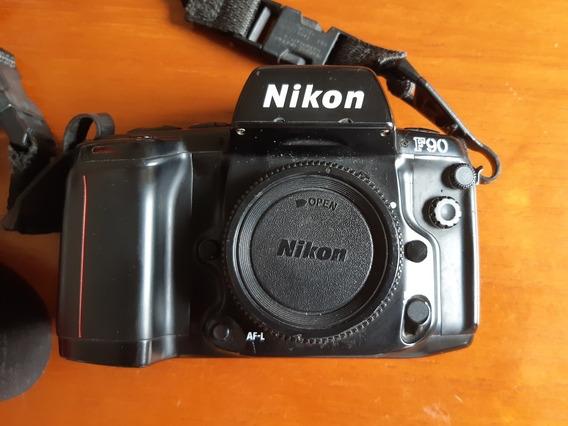 Nikon F90 Câmera Analógica
