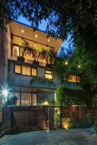 Casa En Renta En Chapultepec Morales