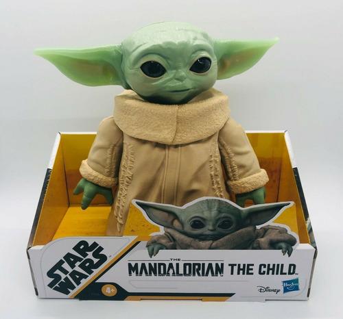 Star Wars The Child Baby Yoda Mandalorian Disney Hasbro