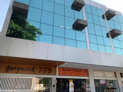 Aluguel Sala Comercial-recreio Dos Bandeirantes-35m2- 1 Vaga