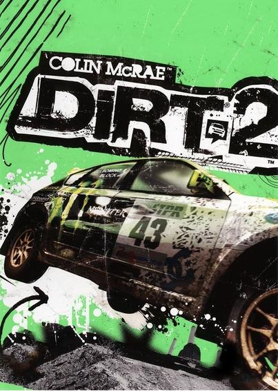Dirt 2 - Pc Mídia Digital