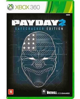 Payday 2: Safecracker Edition - Xbox 360